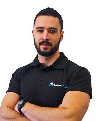 Adrián Goiburu Entrenador Personal Granada TrainerClub