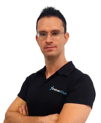 Ángel Rodríguez Entrenador Personal Granada TrainerClub