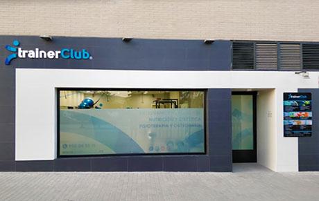 Instalaciones Centro TrainerClub Exterior 01