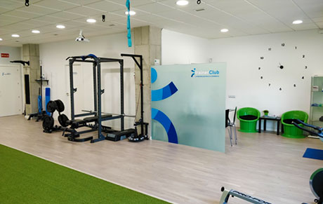 Instalaciones Centro TrainerClub Interior 02