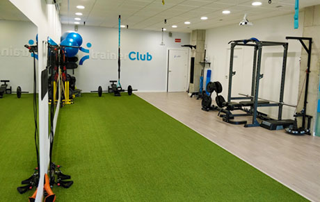Instalaciones Centro TrainerClub Interior 04