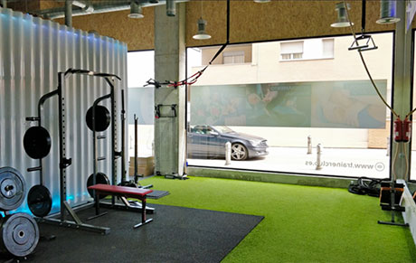 Instalaciones Centro TrainerClub Interior 06