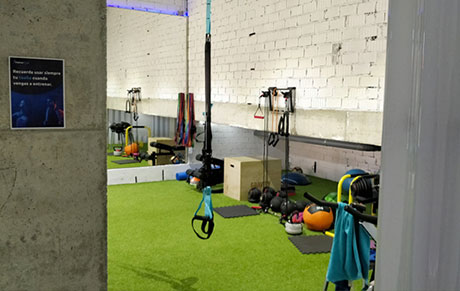 Instalaciones Centro TrainerClub Interior 07