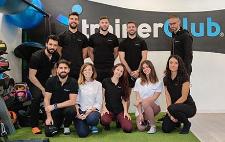 Equipo TrainerClub Granada 01