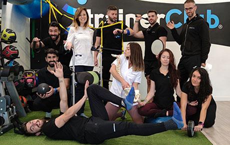 Equipo TrainerClub Granada 02