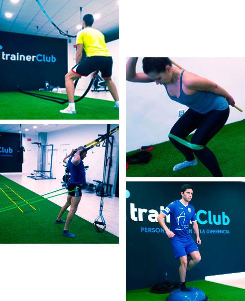 Entrenamiento Personal Granada TrainerClub