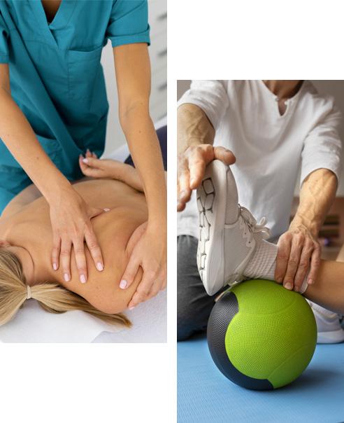 Fisioterapia Osteopatía Granada TrainerClub