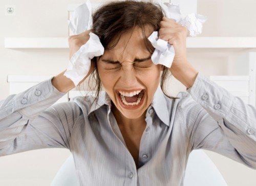 Resultado de imagen de estres