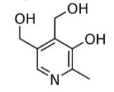 Imagen de Vitamina B6 o Piridoxina TrainerClub Granada
