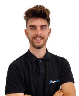 Ismael Alfaro Entrenador Personal Granada TrainerClub