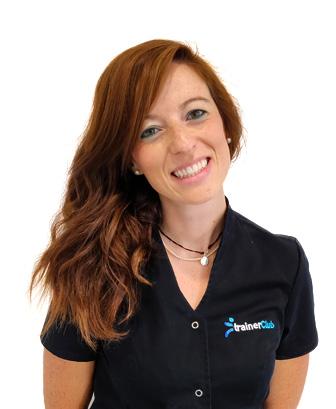 Marina Garrido Fisioterapeuta Granada TrainerClub