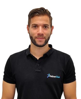 Ricardo Martín Entrenador Personal Granada TrainerClub